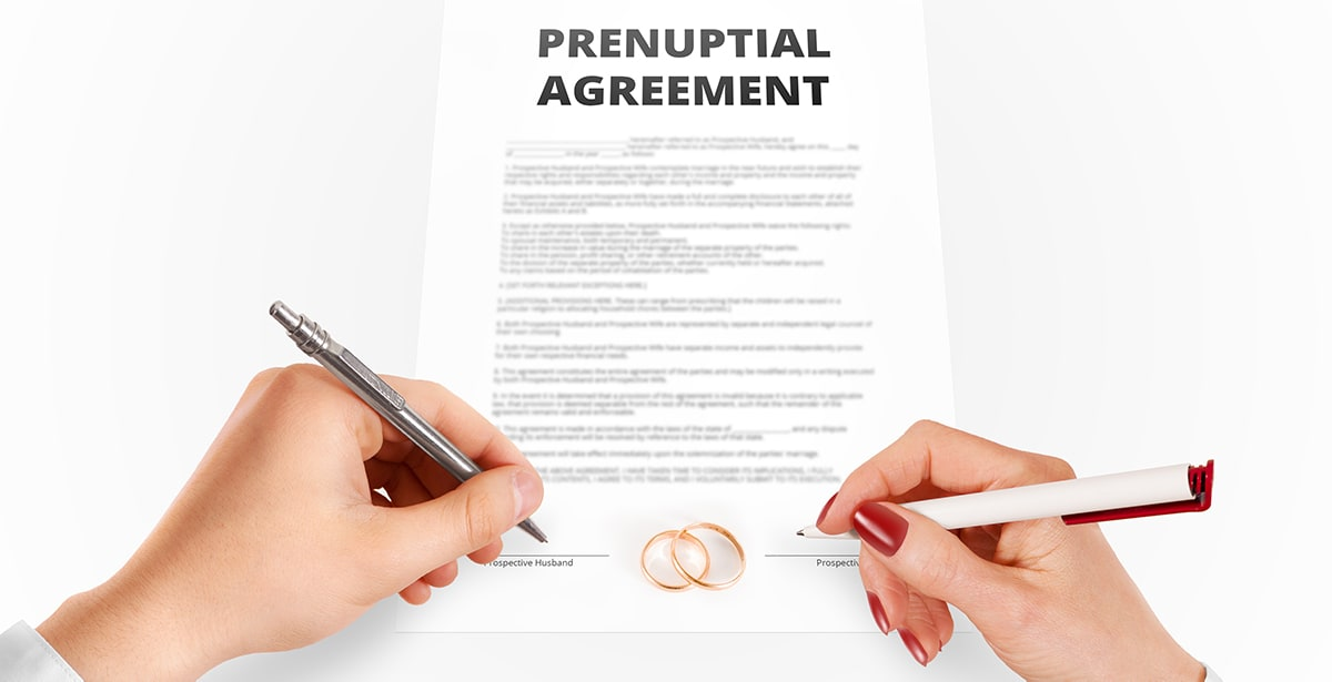 Prenuptial Agreement - News