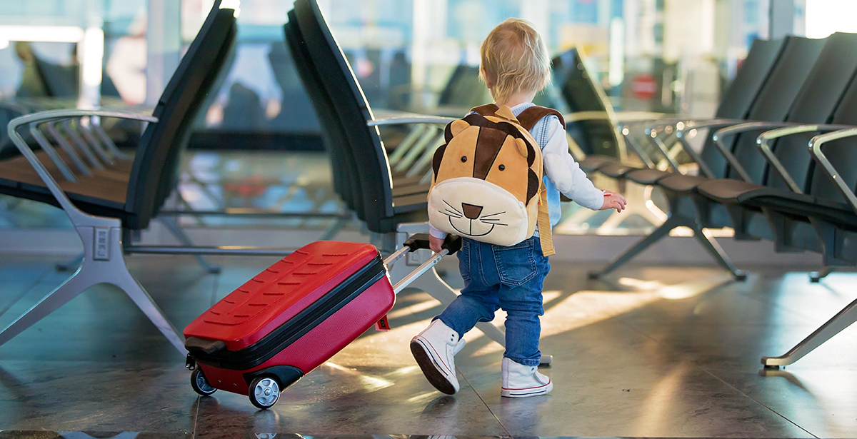 Travel with children - News