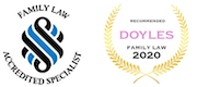 Family Law Accredited Specialist & Doyles Guide Recommended 2020